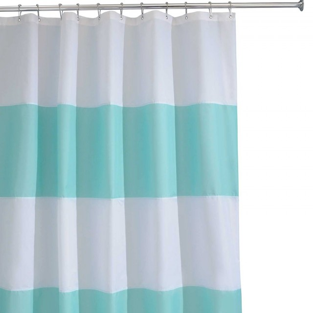 White Shower Curtain Target