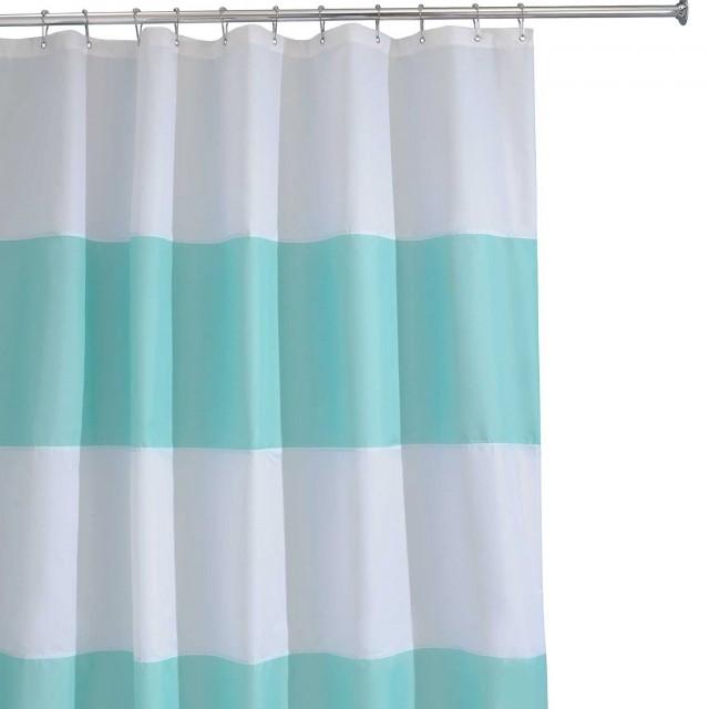 White Shower Curtain Target