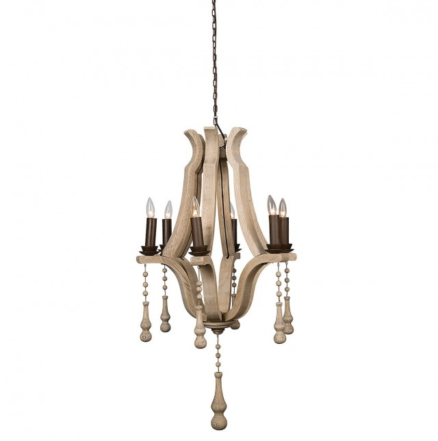 Wine Barrel Chandelier Lighting