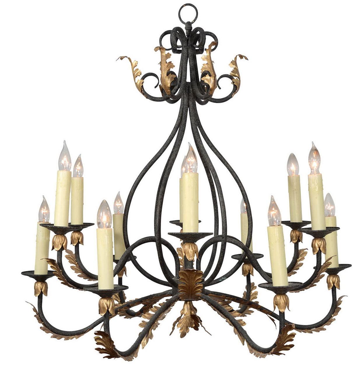 Wrought Iron Candle Chandelier Australia Home Design Ideas