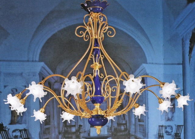 12 Light Chandelier Costco