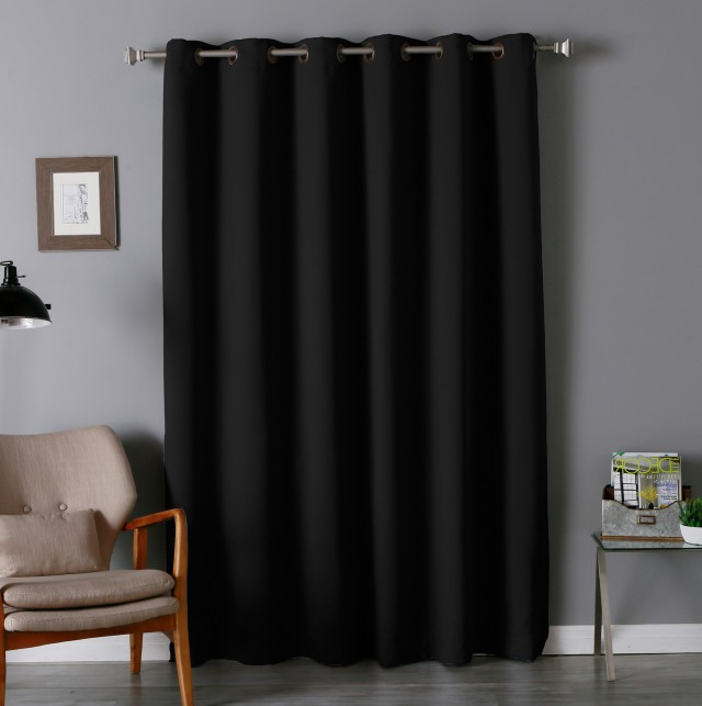 72 Inch Curtains Blackout