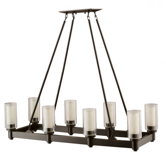 8 Light Pendant Chandelier