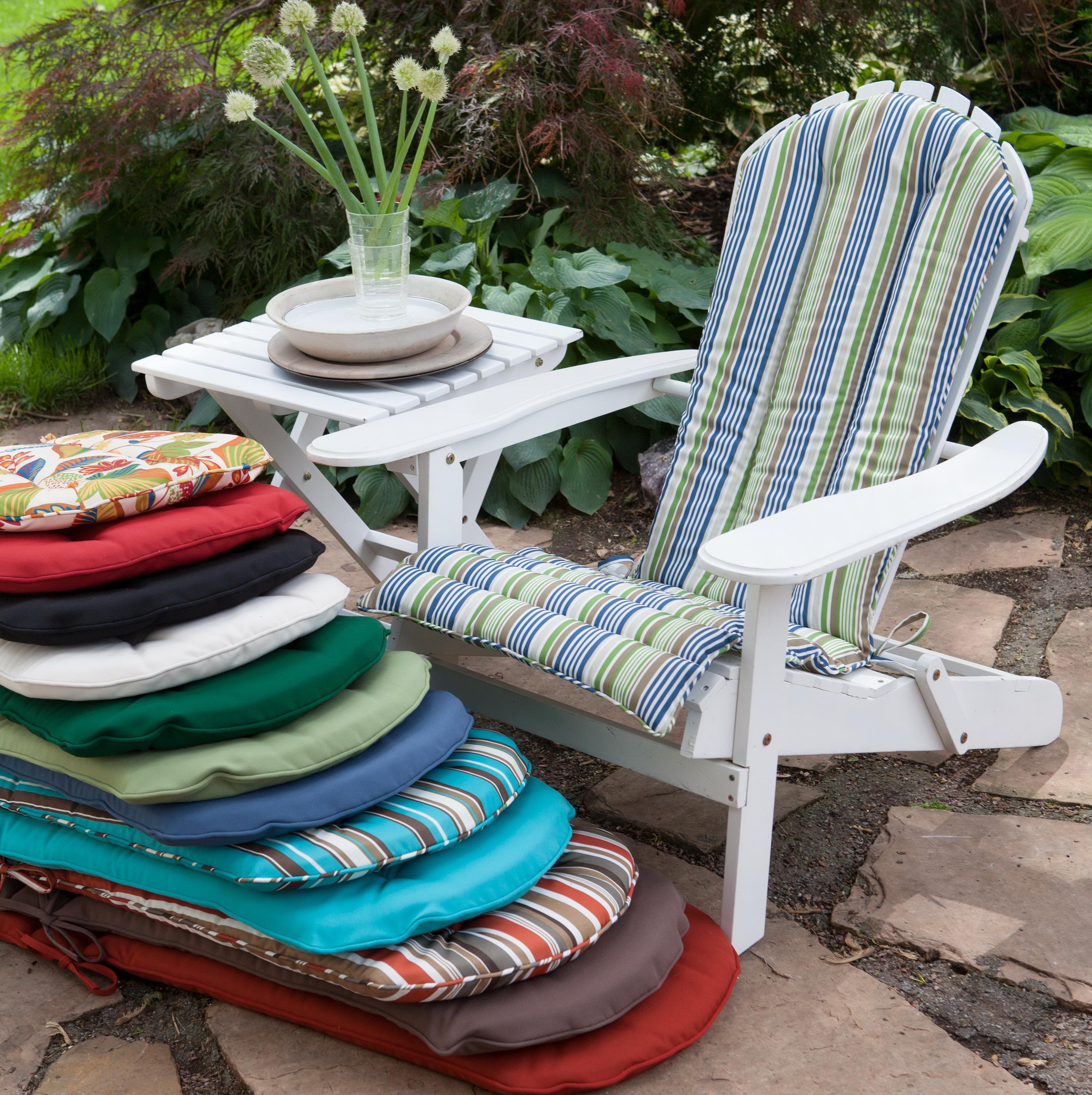 Adirondack Chair Cushions On Sale