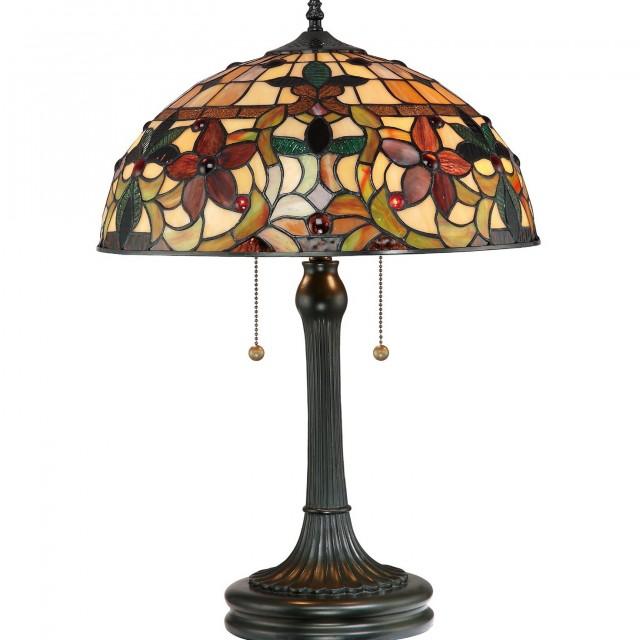 Antique Chandelier Table Lamp
