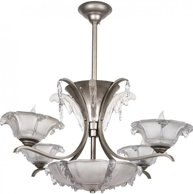 Art Deco Chandelier Lighting