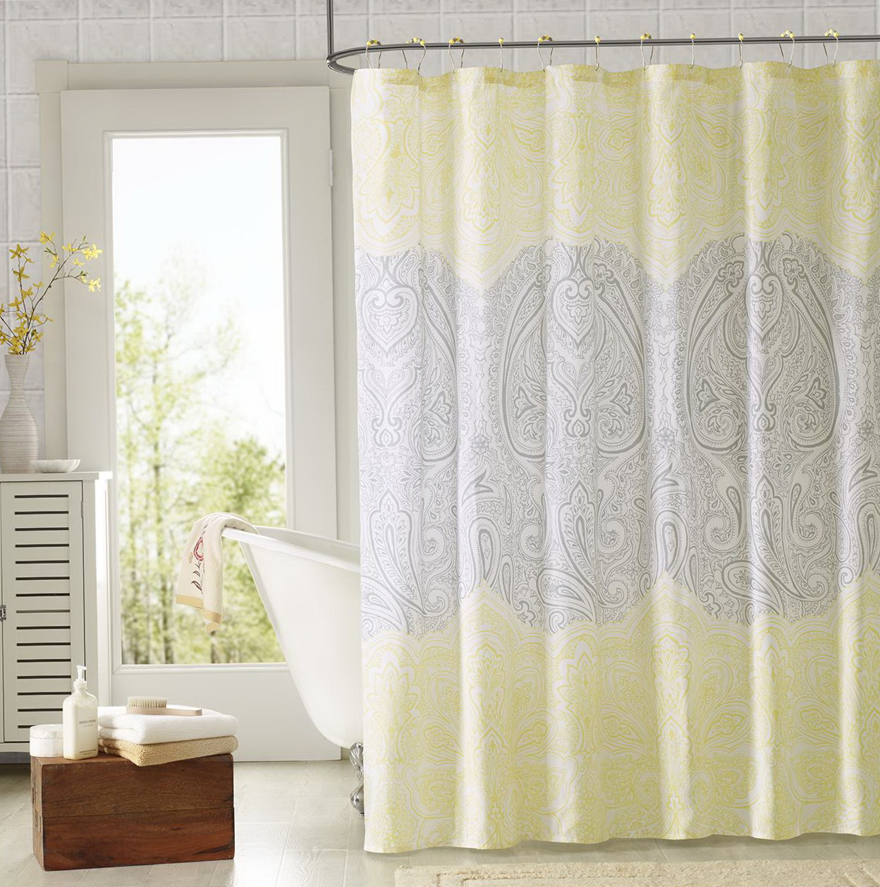 Bathroom Curtain Sets Sale Home Design Ideas