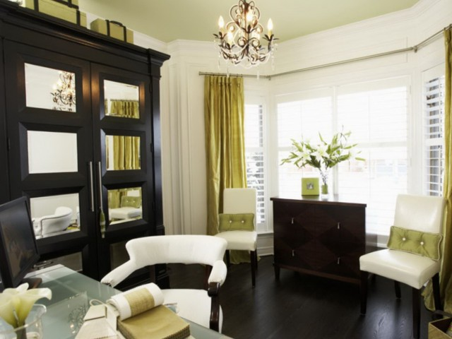 Bay Window Curtain Ideas Pictures