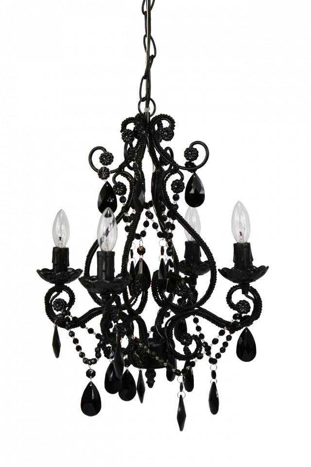Black Chandelier Lighting Cheap