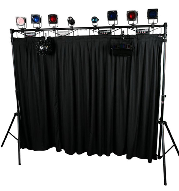 Black Velvet Curtains Target