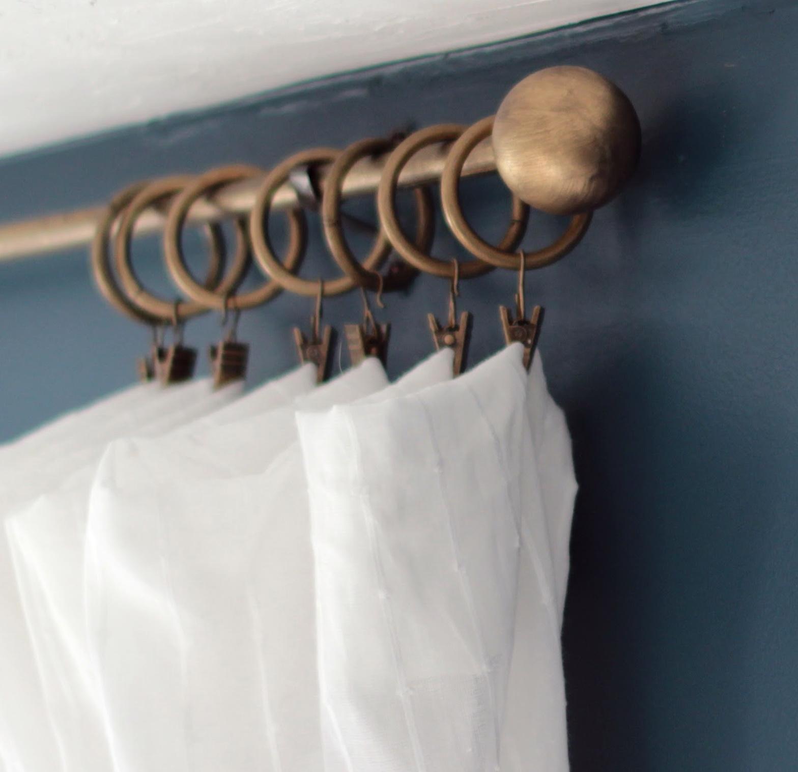Brass Curtain Rods Target Home Design Ideas
