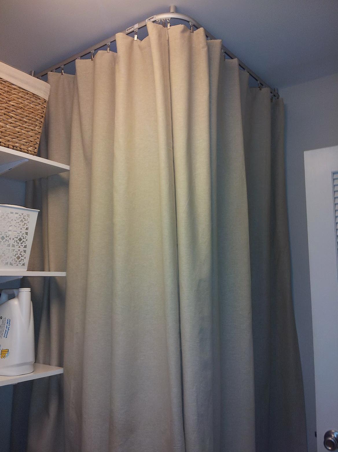 Ceiling Mount Curtain Track Ikea Home Design Ideas