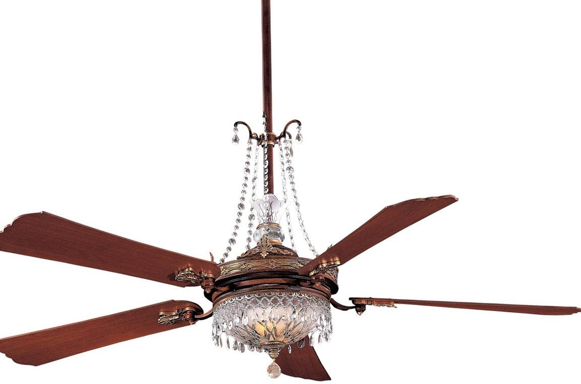 Chandelier Ceiling Fan For Girls