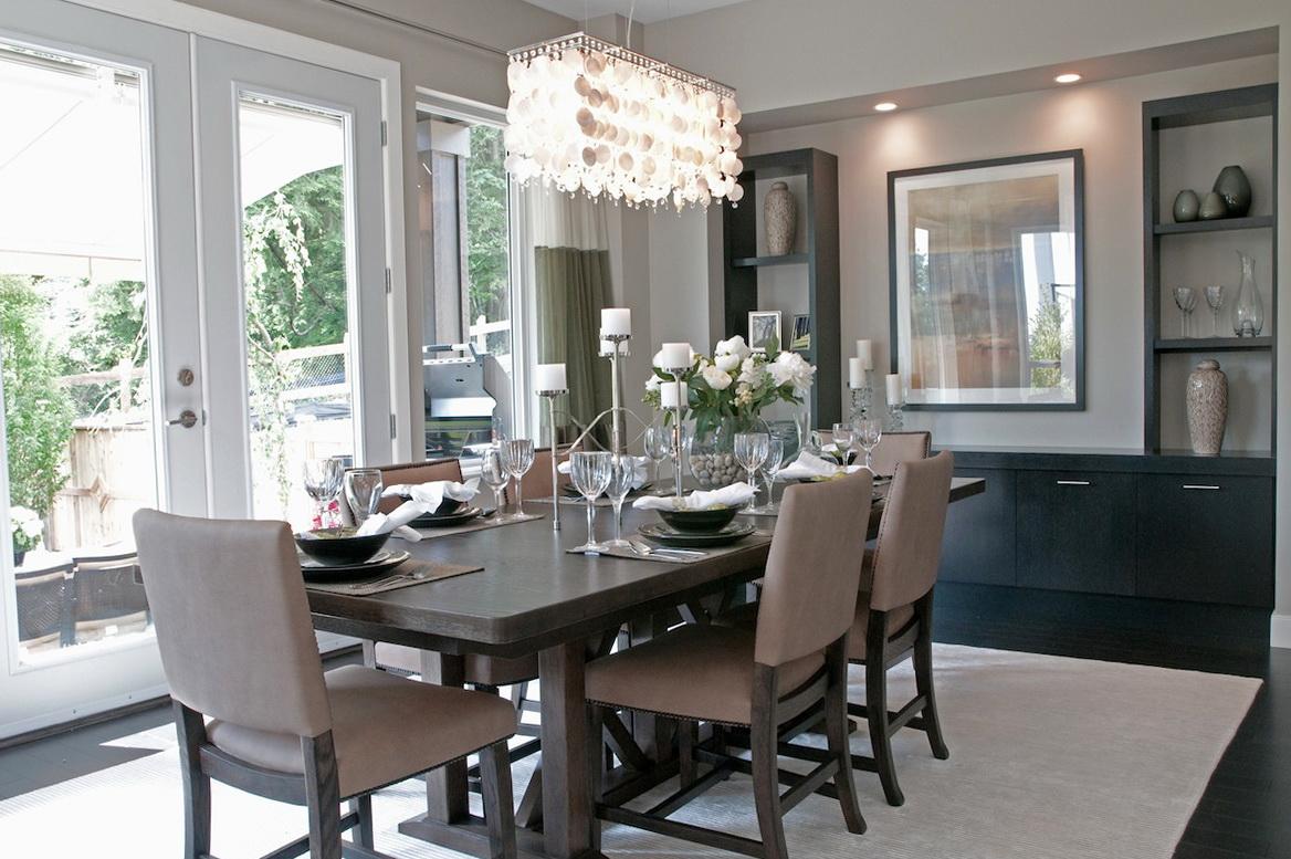 Chandelier Dining Room Ideas