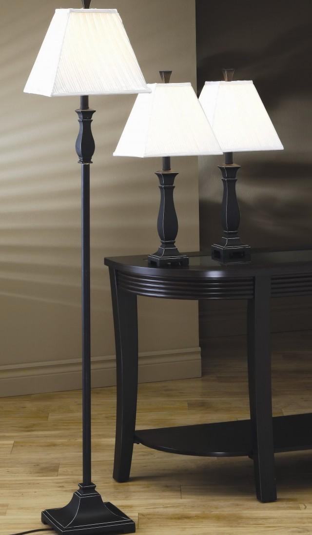 Chandelier Floor Lamp Closeout