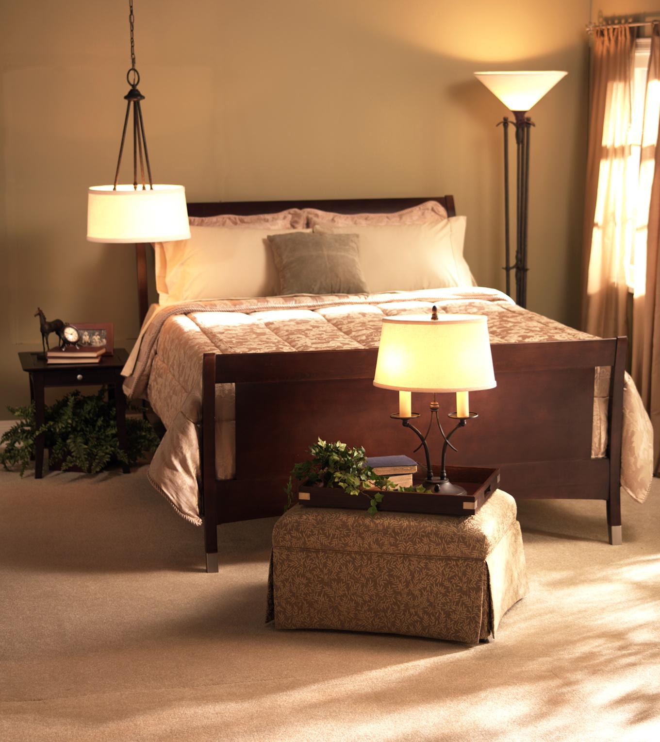 Chandelier In Bedroom Ideas