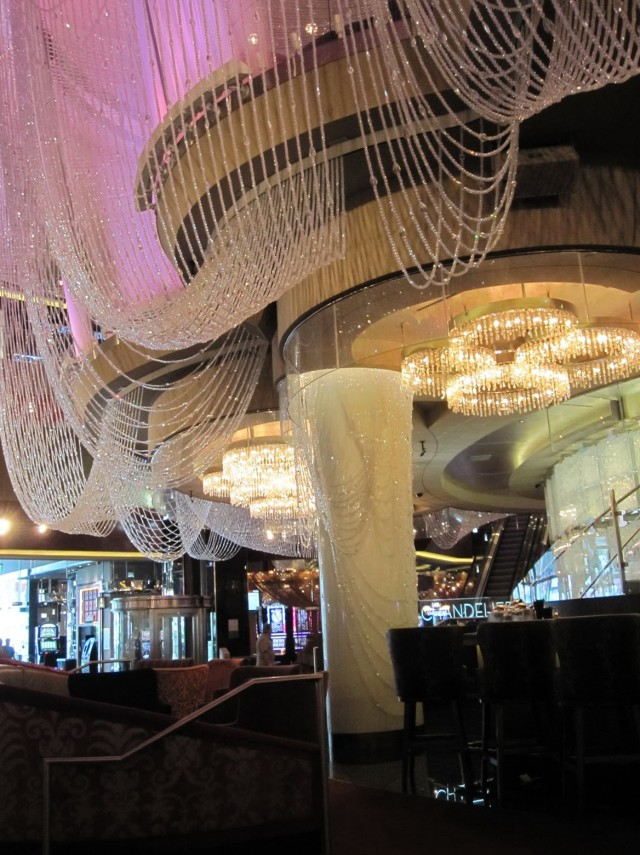Chandelier Salon Las Vegas