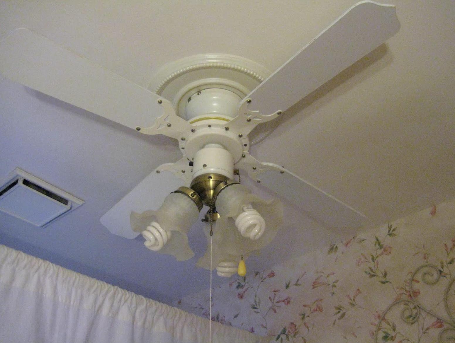 Chandelier Style Ceiling Fans