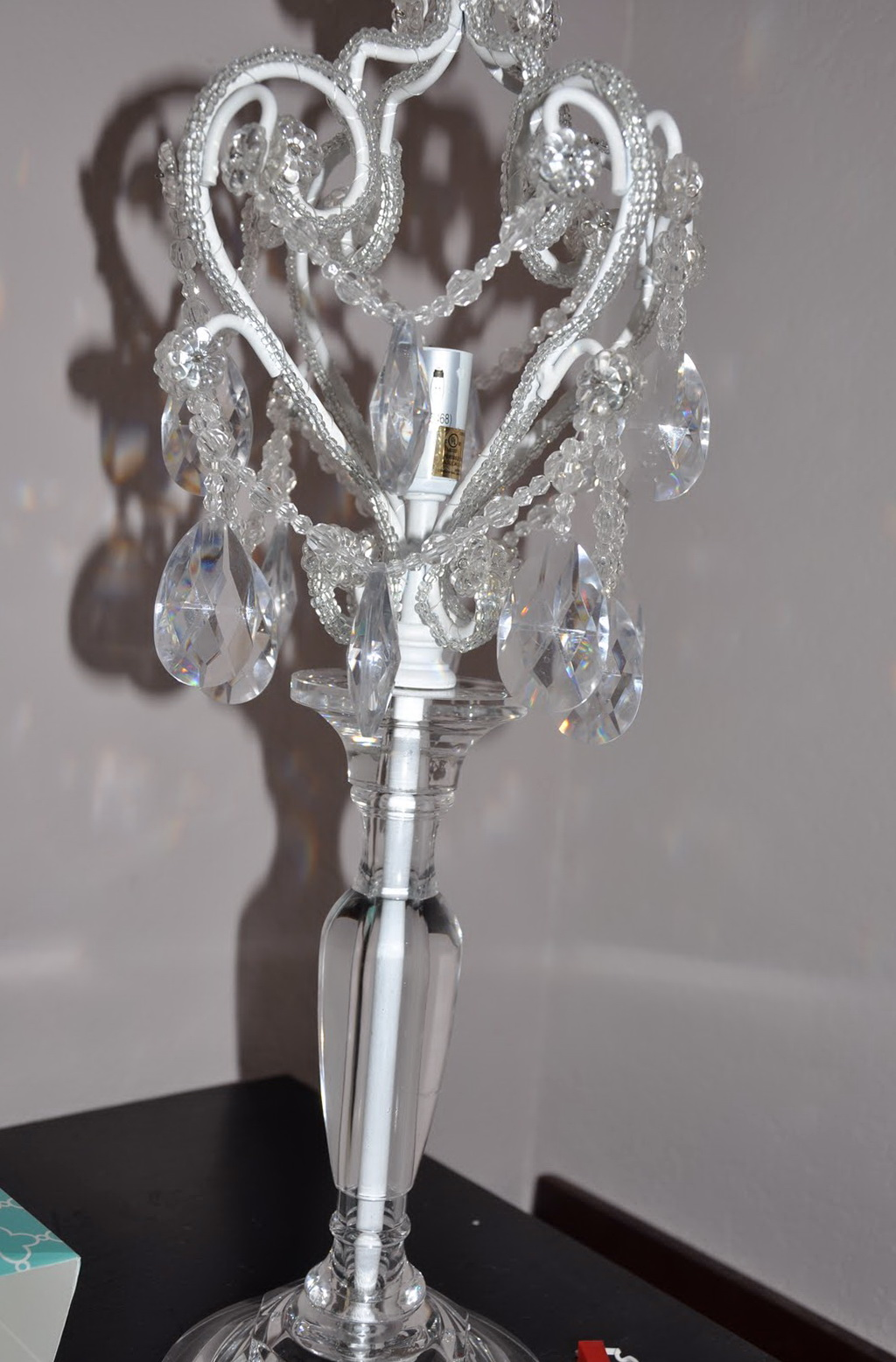 Chandelier Table Lamp Target