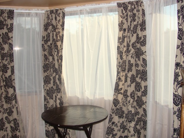Cheap Window Curtains Ideas