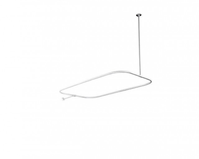 Clawfoot Tub Shower Curtain Rod Parts