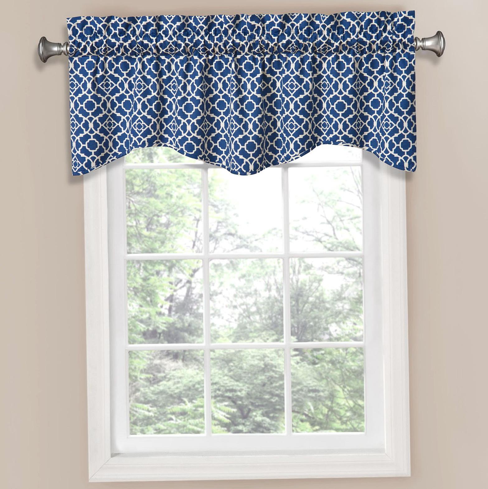 Cobalt Blue Kitchen Curtains Home Design Ideas