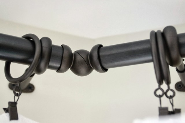 Corner Curtain Rods Bed Bath Beyond