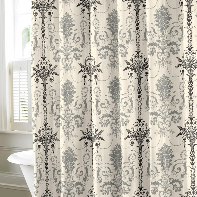 Cotton Shower Curtains Sale