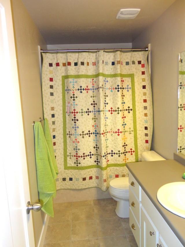Cotton Shower Curtains Uk