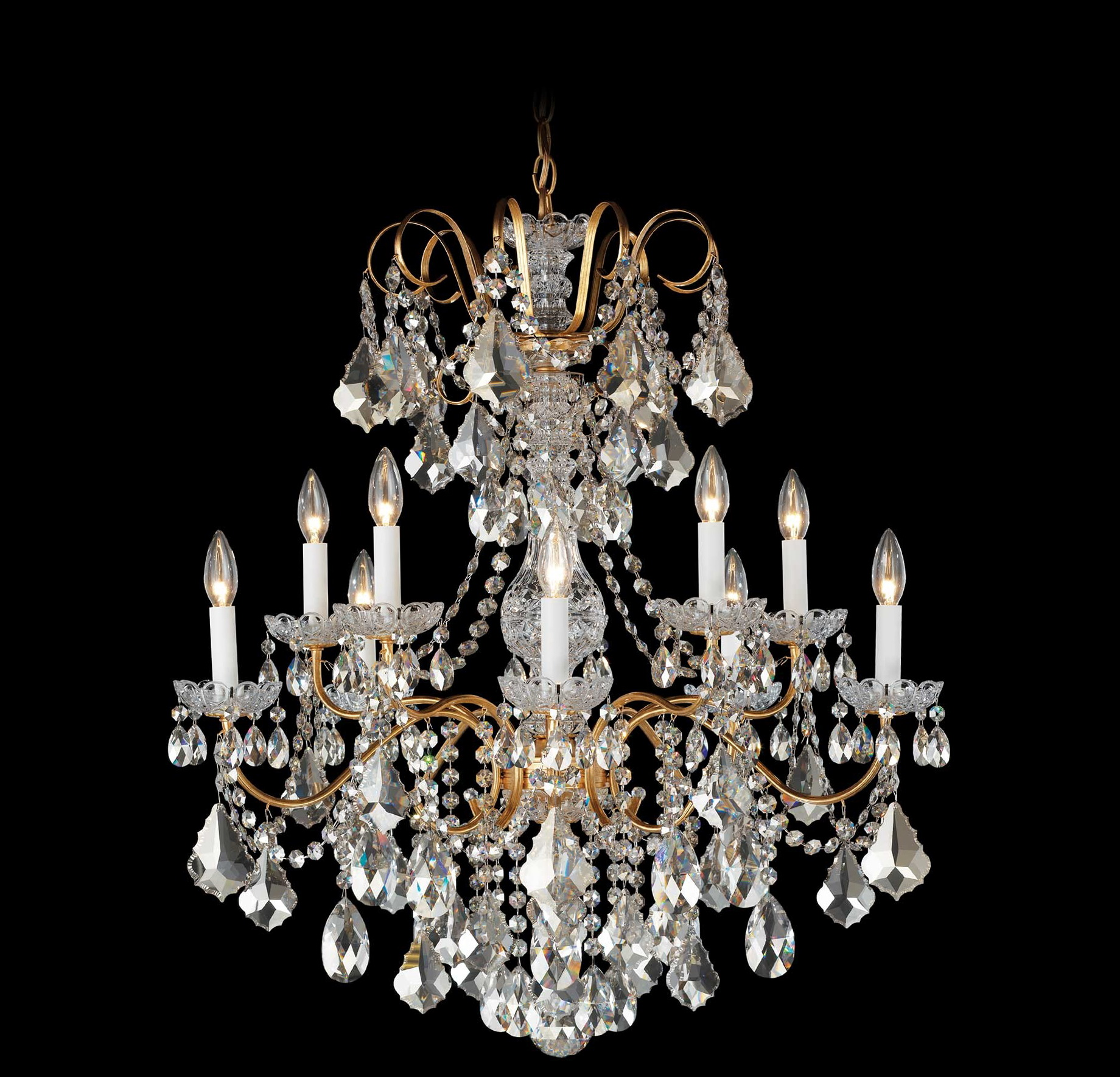 Crystal chandelier parts ebay home design ideas crystal chandelier parts ebay aloadofball Image collections
