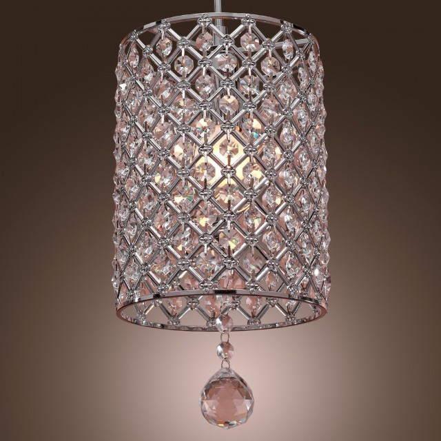 Crystal Pendant Chandelier Contemporary