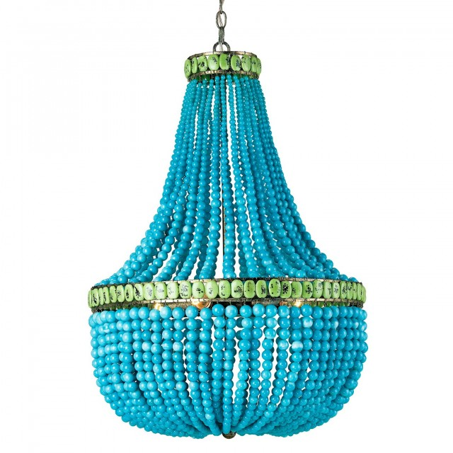 Currey And Company Hedy Chandelier