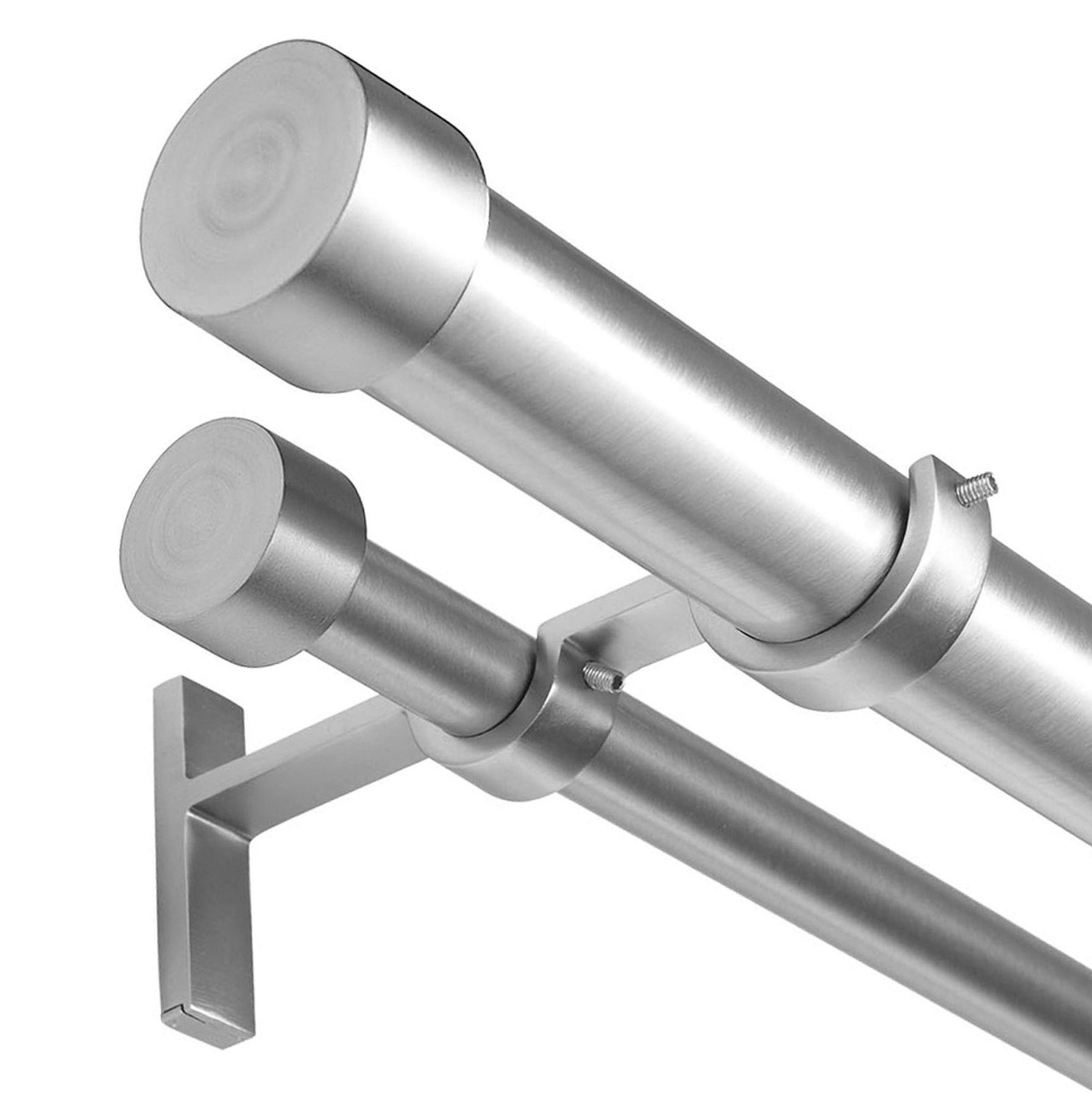 Curtain Rod Hardware Parts Home Design Ideas