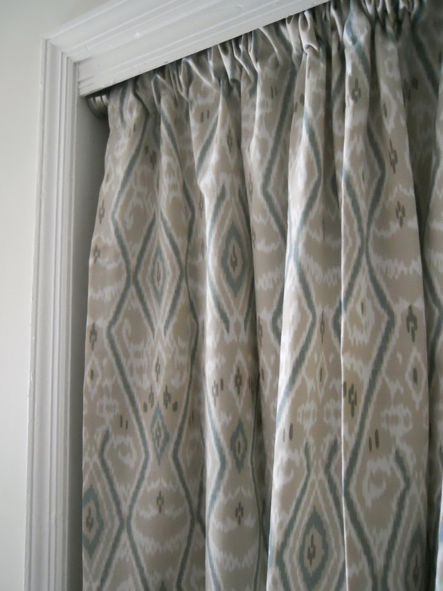 Curtain Tension Rod Target