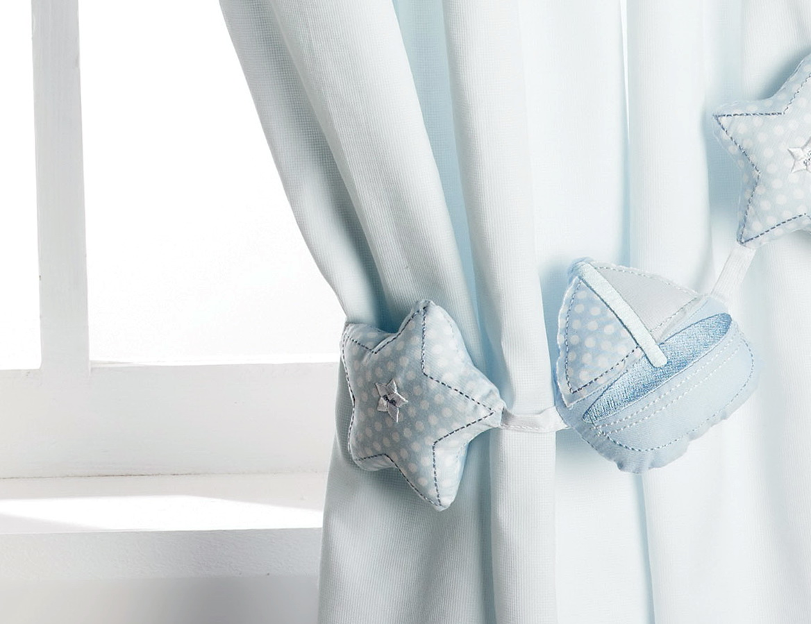 Curtain Tie Backs For Nursery