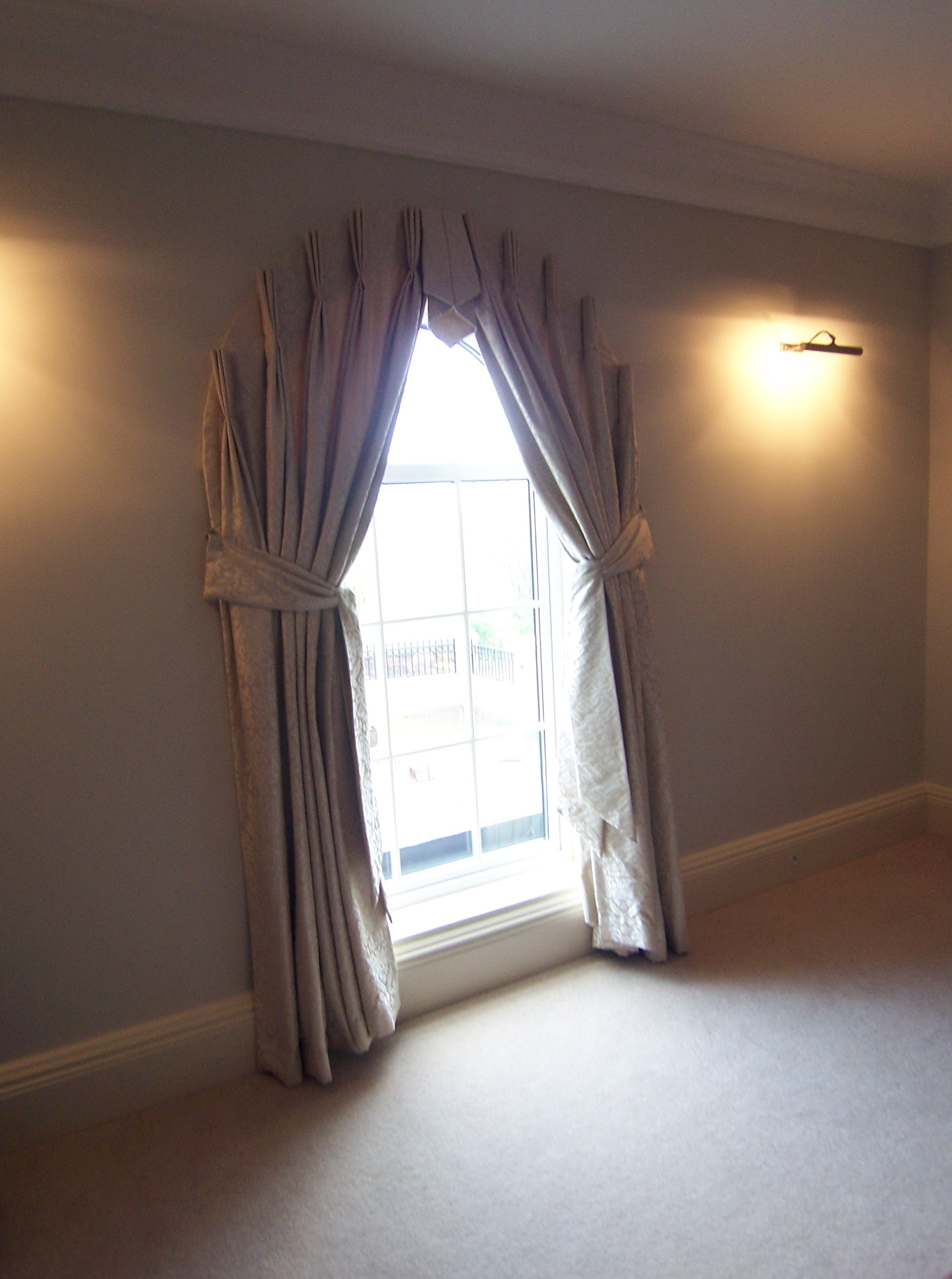 Curtains For Arched Windows Uk Home Design Ideas
