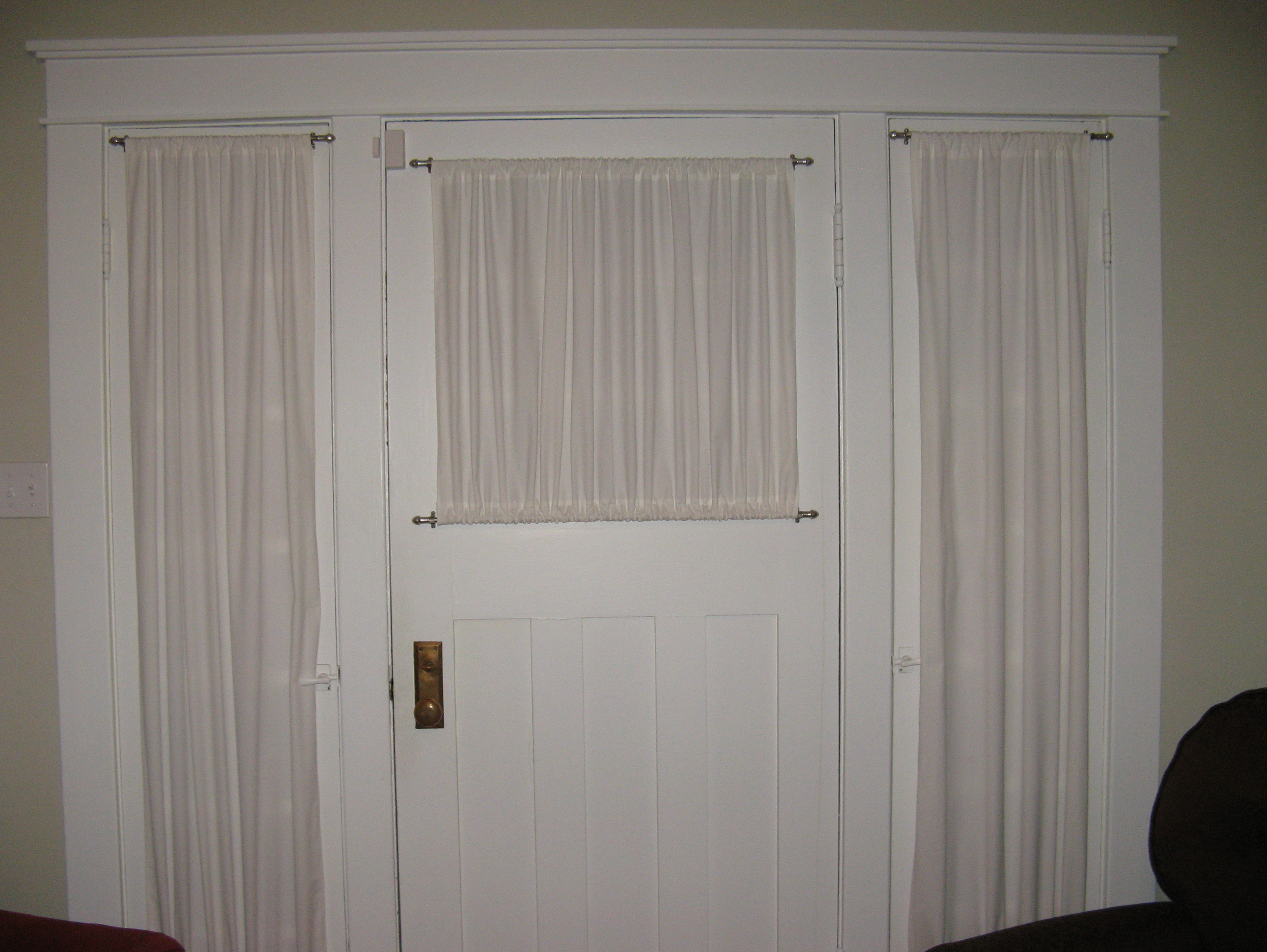 Curtains For Doors And Windows