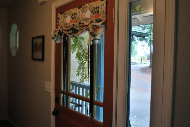 Curtains For Front Door Side Windows