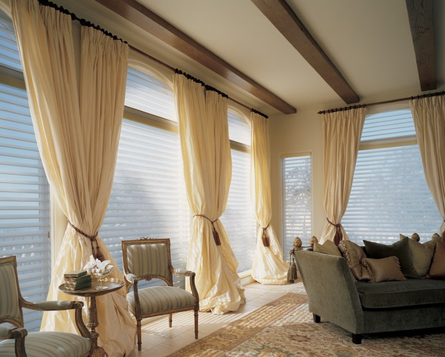 Curtains For Large Windows Ideas
