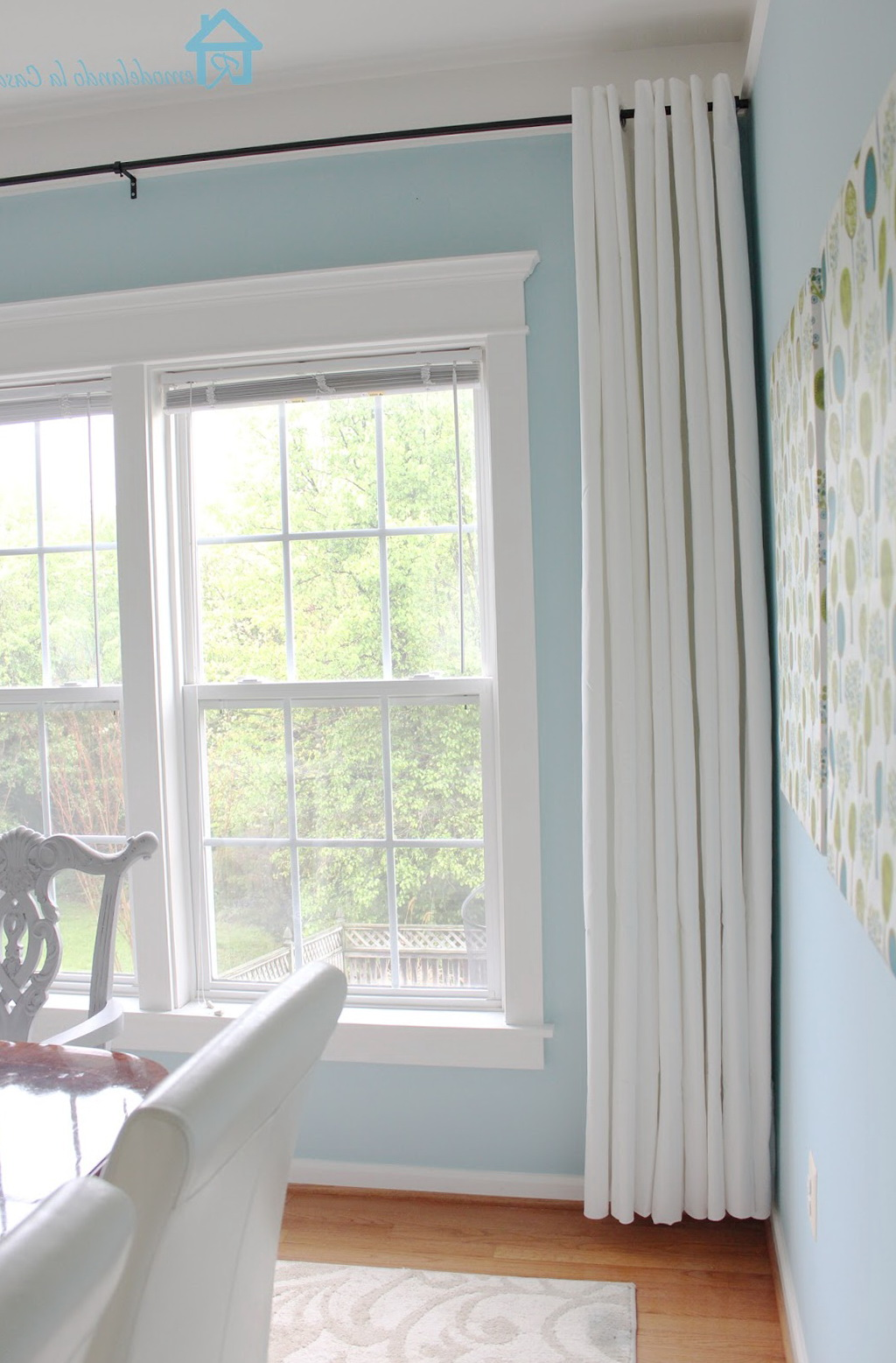 Curtains For Short Wide Windows Home Design Ideas