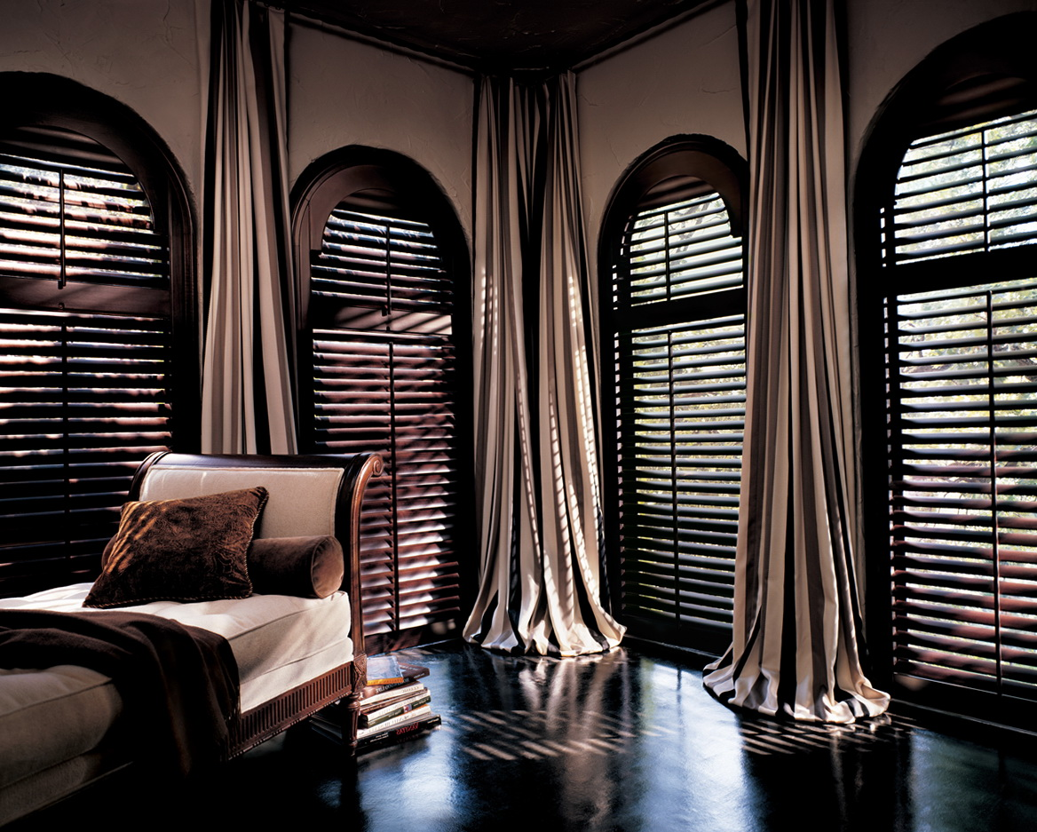 Curtains Over Blinds Interior Design Home Ideas