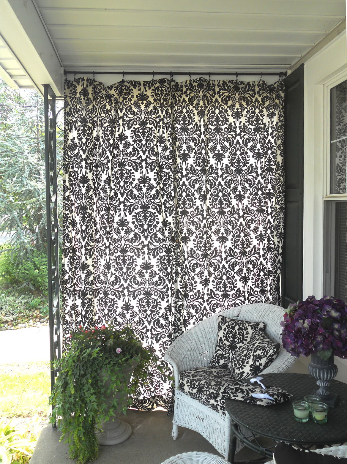 Curtains That Block Out The Sun