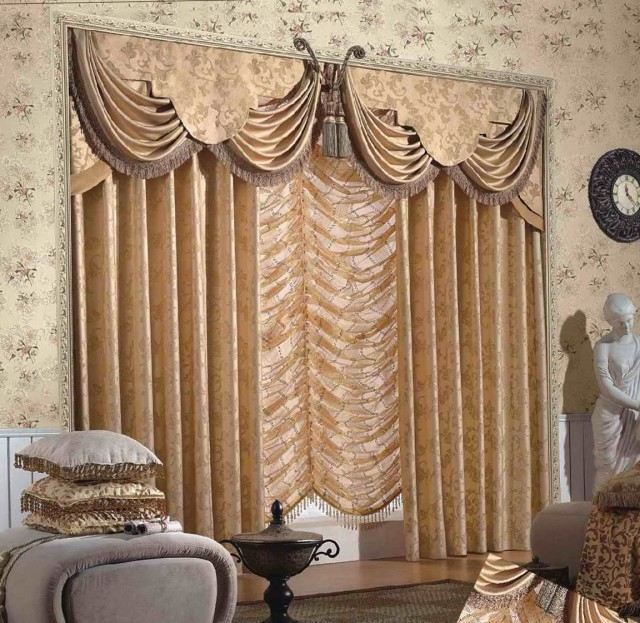 Custom Made Curtains India