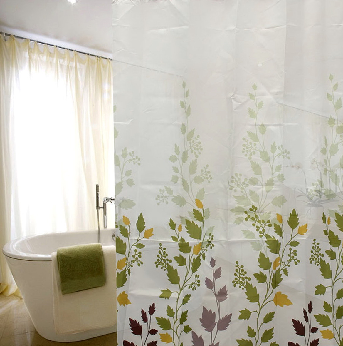 Custom Shower Curtain Hooks Home Design Ideas