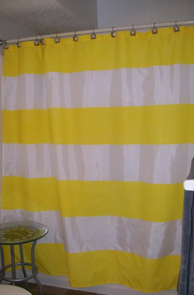 Custom Shower Curtain Liner