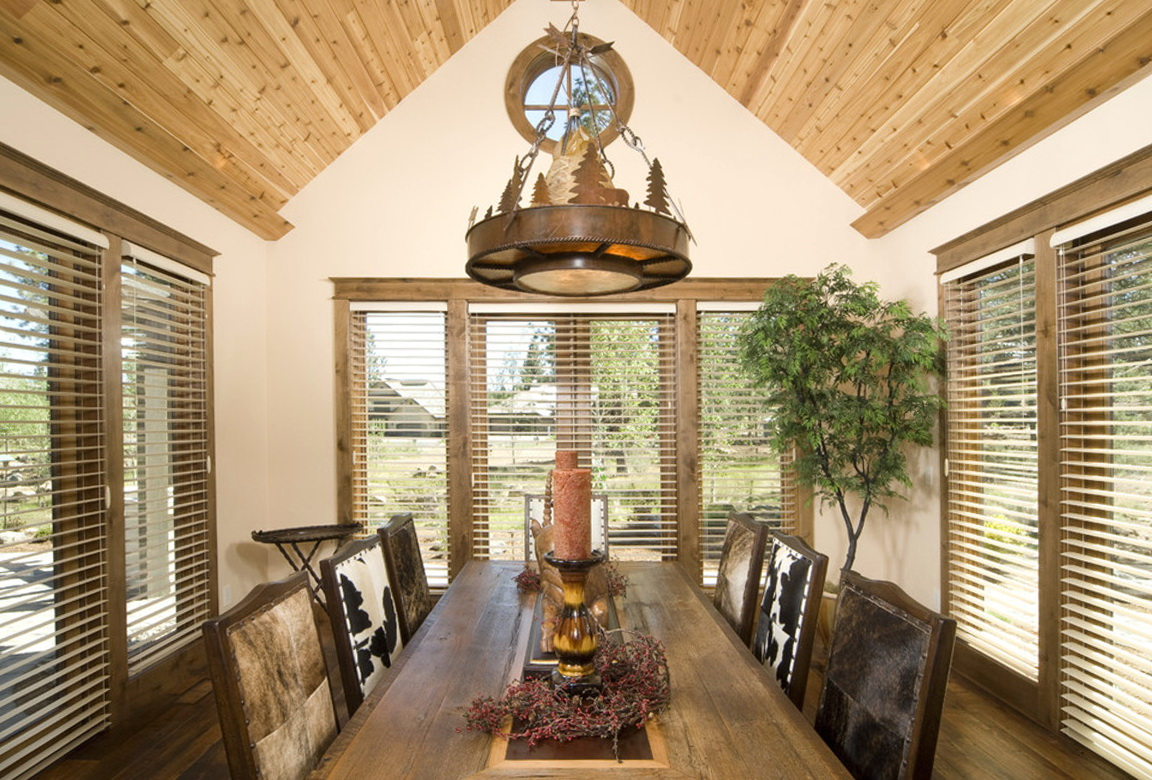 Dining Room Chandeliers Rustic Home Design Ideas