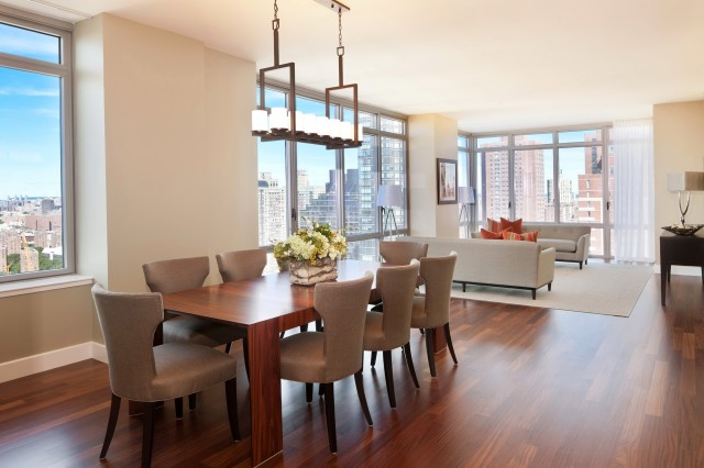 Dining Table Chandelier Ideas