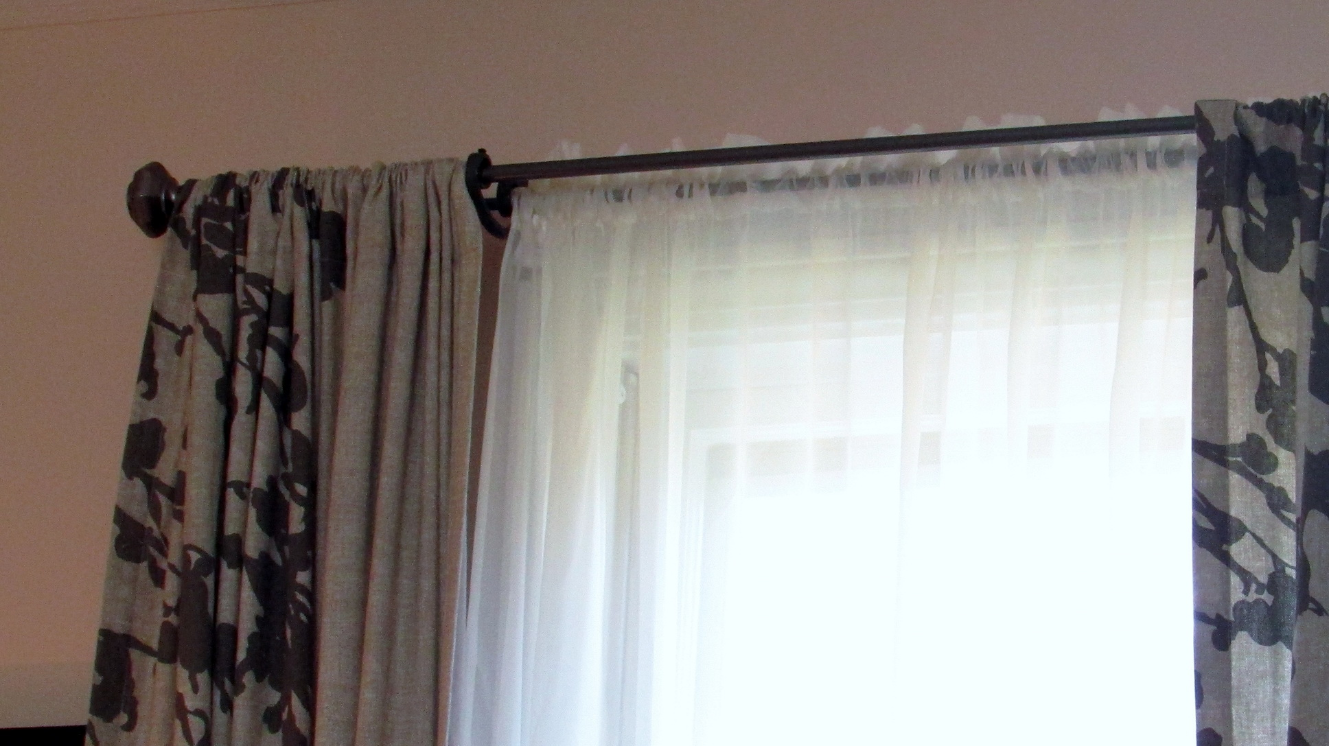Cheapest curtain rods