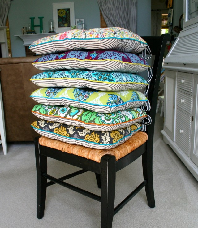 Diy Kitchen Chair Cushions