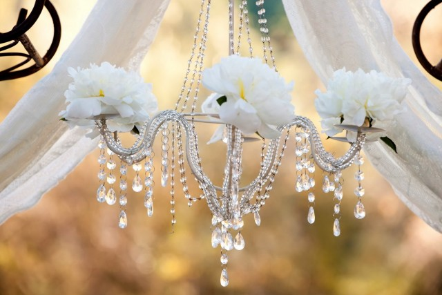 Diy Shabby Chic Chandeliers